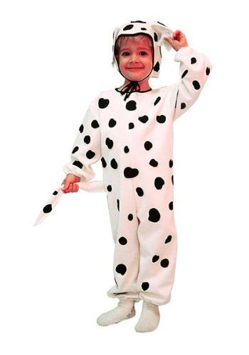 Dalmatian Pajama Infant Costume