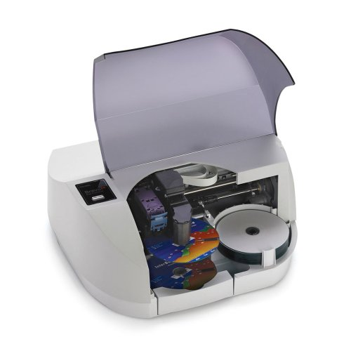 Primera Technology Bravo SE Blu-Ray CD/DVD Disc Publisher, 20 Disc Capacity, USB 2.0, Up to 4800 dpi Print Resolution
