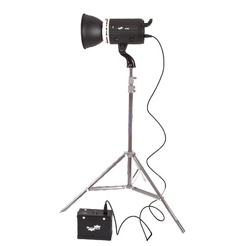PhotaREX tA-® 300 flash de studio portatif batterie flash de studio de 300 w-akkublitz