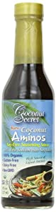 Coconut Secret Raw Organic Vegan Coconut Aminos 8 Fl Oz