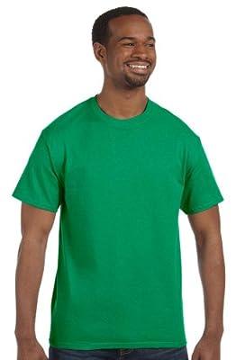 Hanes - 6 oz. Tagless T-Shirt >> 3XL,KELLY GREEN