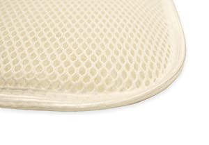 Naturepedic Non Waterproof Airflow Mattress Topper Crib Flat
