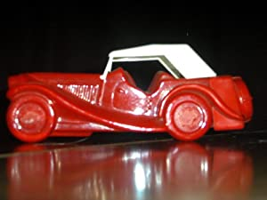 Avon Car 1936 Mg Filled with 4oz Aftershave