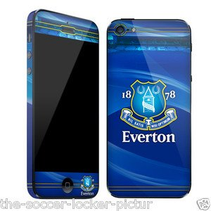 Everton F.C. Apple iphone 5 Skin Official Merchandise