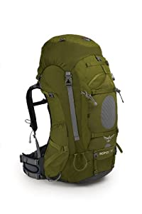 Osprey Aether 70 Backpack (Tundra Green, Large)