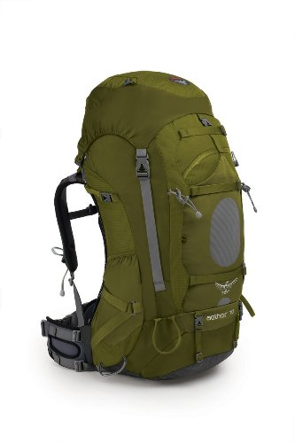 Osprey Aether 70 Backpack (Tundra Green, Medium)