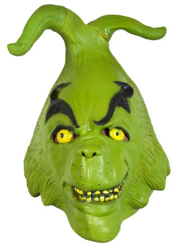 The Grinch Mask Costume Accessory