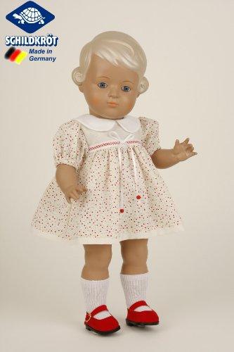 Schildkröt Puppe Inge 8846815 blonde Haare - 46 cm