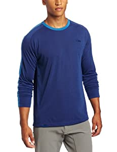 Buy Outdoor Research Mens Sequence Long Sleeve Crew by Outdoor Research