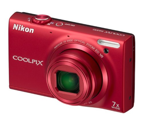41bfq0uOe8L - Nikon COOLPIX S6100 16 MP with 7x NIKKOR Wide-Angle Optical Zoom Lens