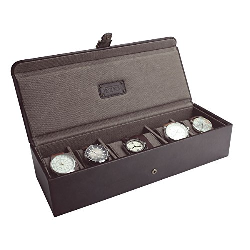 jacob-jones-brown-watch-box-with-khaki-canvas-lining