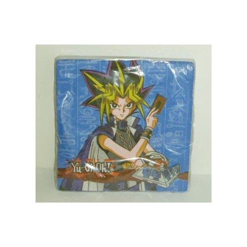Yu-Gi-Oh! Large Napkins (16ct) - 1