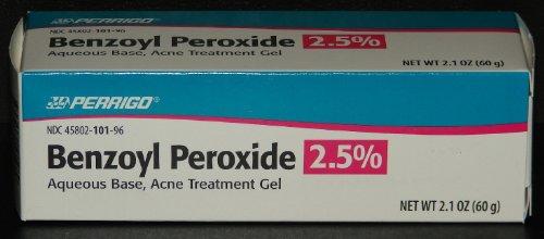Buy Cheap Perrigo 2 5 Benzoyl Peroxide Acne Treatment Gel 60gm