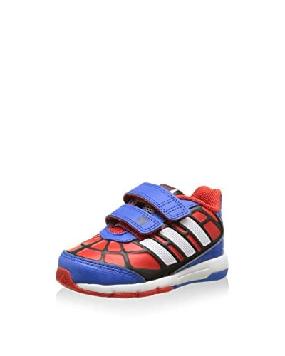ADIDAS Sneaker Disney Spiderman Cf Bb [Blu/Rosso]