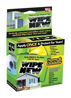 Wipe New Color Restore Microfiber Cloth Uv Protection Home
