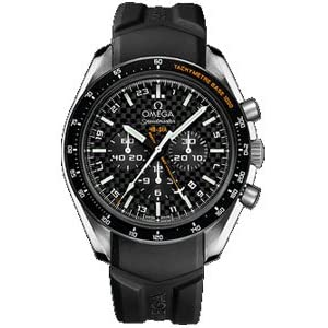 NEW OMEGA SPEEDMASTER SOLAR IMPULSE LIMITED EDITION MENS GMT WATCH 321.92.44.52.01.001