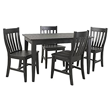 Prairie 5-Piece Dining Set - CCH067