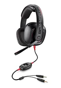Plantronics GameCom Open-Ear Gaming Headset with Full Range Stereo
