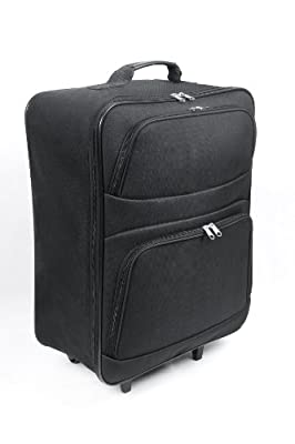 Cabin Max Foldaway trolley bag - Worlds lightest maximum allowance trolley hand luggage 44 litre Foldable from Creative 7