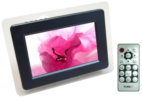 rollei pictureline 3070 bilderrahmen 17 8 cm 7 zoll display farb tft lcd inkl. Black Bedroom Furniture Sets. Home Design Ideas