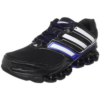 adidas Men's Intimidate BOUNCE TR Training Shoe,Black/White/Collegiate Royal,15 M US
