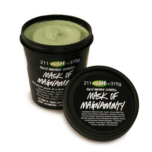 Mask of Magnaminty Cleanser by LUSH