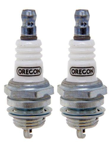 Oregon (2 Pack) 77-319-1-2pk Spark Plug Replaces Champion RCJ8Y NGK BPMR4A (Spark Plug Rcj8y compare prices)