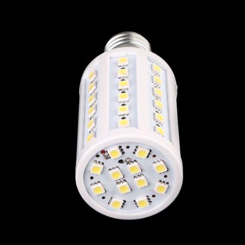 E27 10W 60 Smd 5050 Led Corn Light Bulb Lamp White 1080Lm 100V-120V Lighting Energy Saving