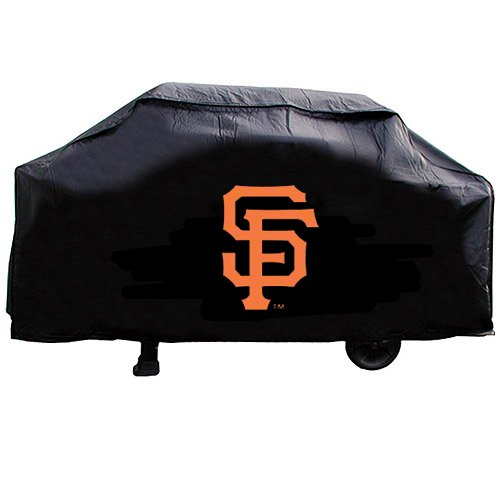 San Francisco Giants MLB Economy Barbeque Grill Cover (Giants Grill Cover compare prices)