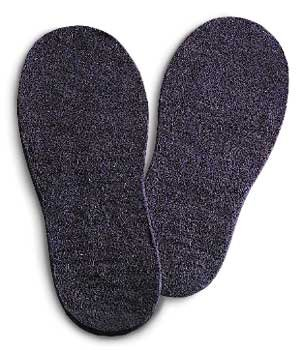 LaCrosse 9mm Wool Felt Insoles