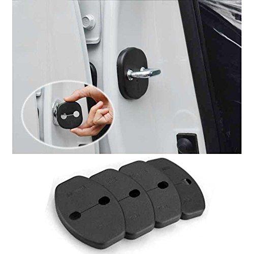 4pcs Car Styling Accessories AD01 Door Lock Protection Cover Case For VW Volkswagen B5 B6 MK4 MK5 MK6 Golf Polo PASSAT SAGITAR Jetta CC MAGOTAN Scirocco TIGUAN Allure Coupe