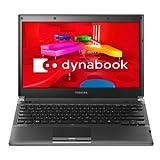 TOSHIBA dynabook R730/39A スリムコンパクトノートPC windows7Professional搭載 13.3型ワイドHD PR73039ARJB