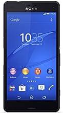 Sony Xperia Z3 Compact Smartphone Débloqué 4G (Ecran : 4.6 pouces - 16 Go - IP65 / IP68 - Android 4.4 KitKat) Noir
