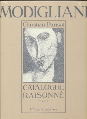 Catalogue Raisonne Modigliani