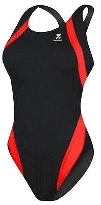 "Durafast Titan Splice Maxback- Black/Red (34"")"