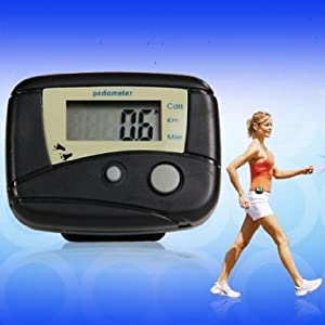Distance Calorie Counter Pedometer Walk Fitness Idea For Keep Fit