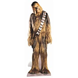 Star Wars - Lifesize Cut-Out Chewbacca (in 198 cm)