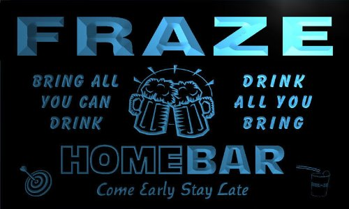 q15256-b-fraze-family-name-home-bar-beer-mug-cheers-neon-light-sign