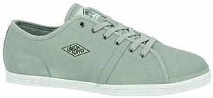 Umbro Barton II, Chaussures de tennis homme - Gris (351 Gris Clair/Noir), 43 EU