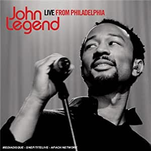 Live From Philadelphia (inclus 1 DVD)
