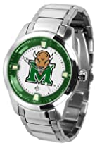 Marshall Thundering Herd NCAA Mens Titan Steel Watch