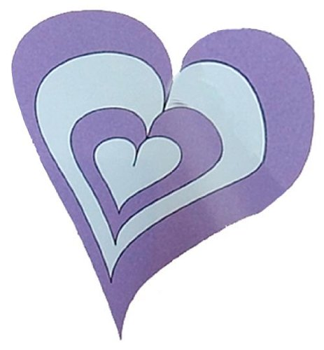 FunToSee Heart Sticky Fixers - 1