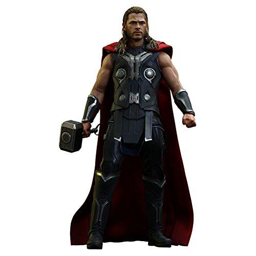 Hot Toys Marvel Avengers Age of Ultron Thor Chris Hemsworth 1/6 Scale 12