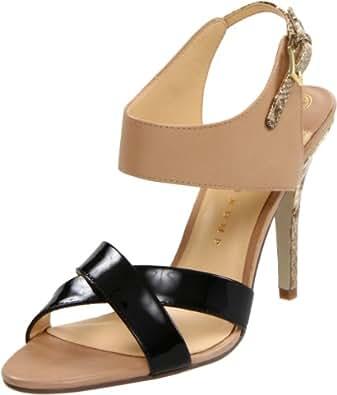 Ivanka Trump Women's Meade Sandal,Black Patent,4 M US