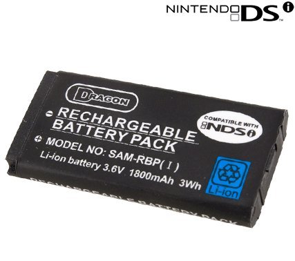 Dsi Rechargeable Battery