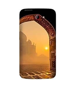 View Taj Mahal HTC One X Case