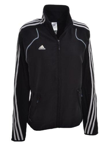 Adidas Womens T8 Team Jacket - Black - 531760