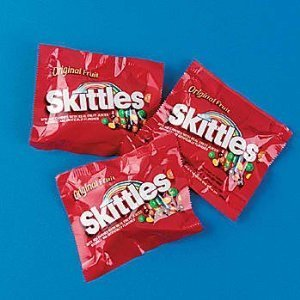 Skittle Original Fun Size Candy 1 lb.