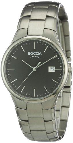 Boccia Men's Titanium Bracelet Watch B3512-02