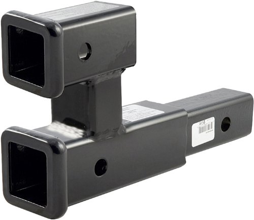 "Buy Discount CURT Manufacturing 45792 Dual 2"" Receiver Extender"
